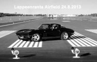 1965 Corvette C2 – World Record Attempt on Standing Mile to Break 200mph