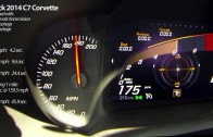 2014 C7 Corvette Stingray Runs 159.5 mph in Standing Mile