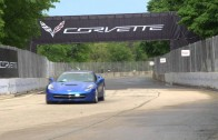 2014 Corvette Stingray Pace Car at the Chevrolet Detroit Belle Isle Grand Prix