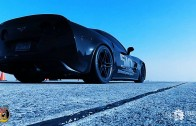 208.3 MPH C6 Corvette – 440 LS7/NOS – The Texas Mile 03/2013