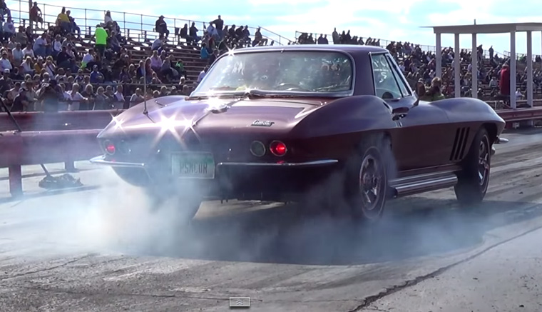 1965 Corvette L79 Vs 1970 Camaro Z28 Lt1 1 4 Mile Drag