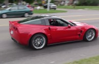 Corvette Ferocious Sounds!!!