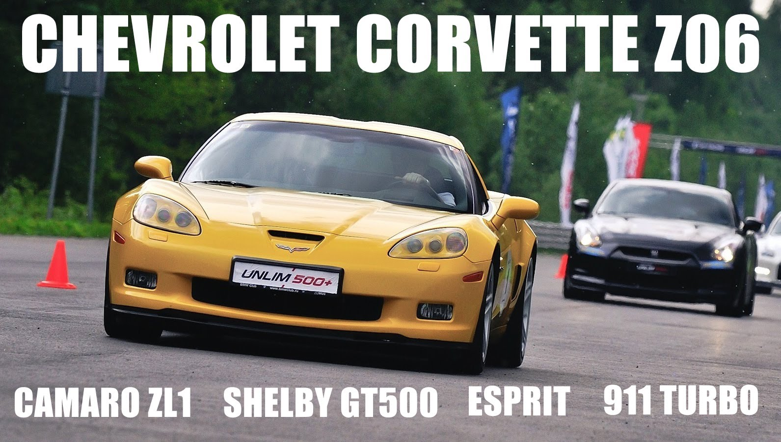 Corvette Z06 Vs Camaro Zl1 Vs Shelby Mustang Gt500 Vs