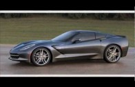 Finally…The C7 Corvette is Unveiled!!