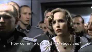Hitler Finds Out About the C7 Corvette!