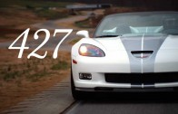 Introducing the 2013 Corvette 427 Convertible