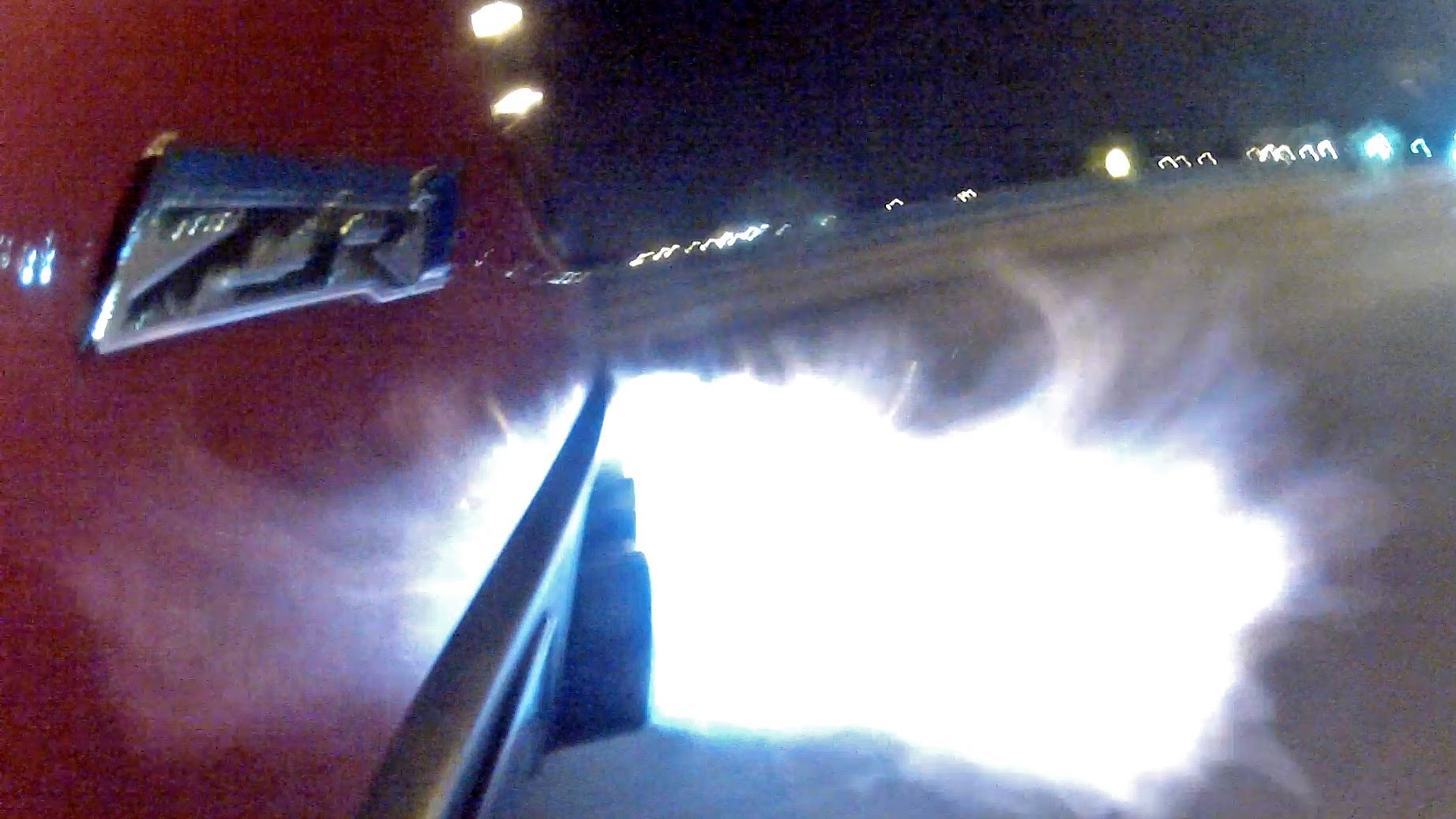 Street Racing a 730hp Fire Breathing Corvette ZR1 From HELL