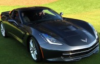 Stunning 2014 Corvette Stingray Unveiled at Amelia Concours!