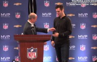 Super Bowl XLVII MVP Joe Flacco Wins 2014 Chevrolet Corvette Stingray