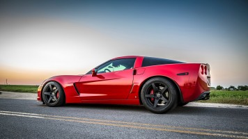 Supercharged 1000+ hp Corvette Z06 Stage 5R by Dallas Performance