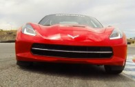 The 2014 Corvette Stingray at Laguna Seca! – World's Fastest Car Show