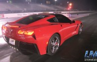 Tuned C7 Corvette Stingray Runs 11.47 @ 121.9 mph