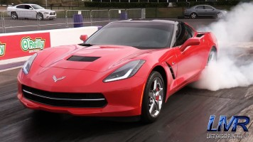 World's First 9 Second C7 Corvette Stingray