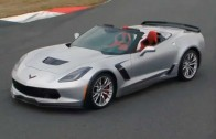 2015 Chevrolet Corvette Z06 Convertible & Coupe