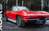 Chevrolet Corvette History (National Geographic)
