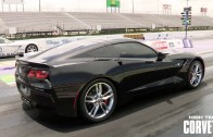 Fastest 1/4 Mile Speed – C7 Corvette – 145mph!!!