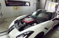 HPE700 Supercharged C7 Corvette Dyno Tested