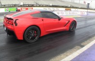 LMR800 Twin Turbo C7 Corvette Goes 10.29 at 140 MPH!!