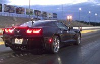 Stock 2014 C7 Corvette Runs 11.70 1/4 Mile
