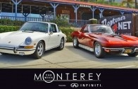 1967 Chevrolet Corvette 427 vs 1968 Porsche 911