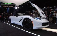 2015 Corvette Raises $400k for Charity – 2014 Barrett-Jackson Las Vegas
