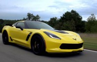 Corvette C7R Technology Transfer: Street & Track Together – 2015 Z06