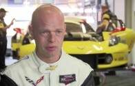 Corvette Racing: Jan Magnussen Profile – Mobil 1 THE GRID