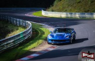 More 2015 Corvette Z51 testing at the Nürburgring Nordschleife