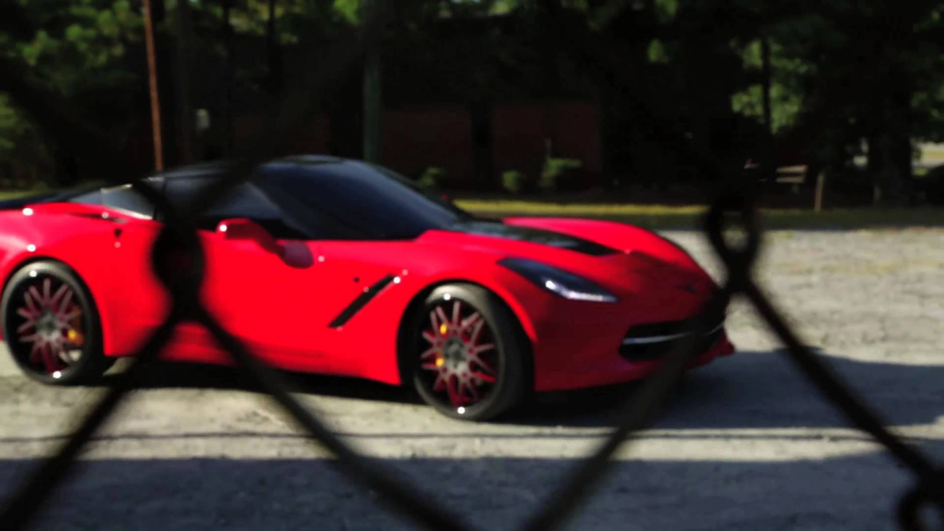 2015 Forgiato Corvette Stingray By Roadshow International