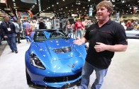 John Hennessey Discusses the 2015 Z06 Corvette