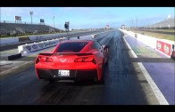 LMR World Record Twin-Turbo C7 Corvette 9.39 @ 155!