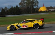 Corvette Racing Test Days at the NCM Motorsports Park