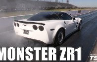 Monster 9 Second ZR1 Corvette