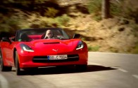 The All-New 2015 Corvette Stingray Coupe and Convertible