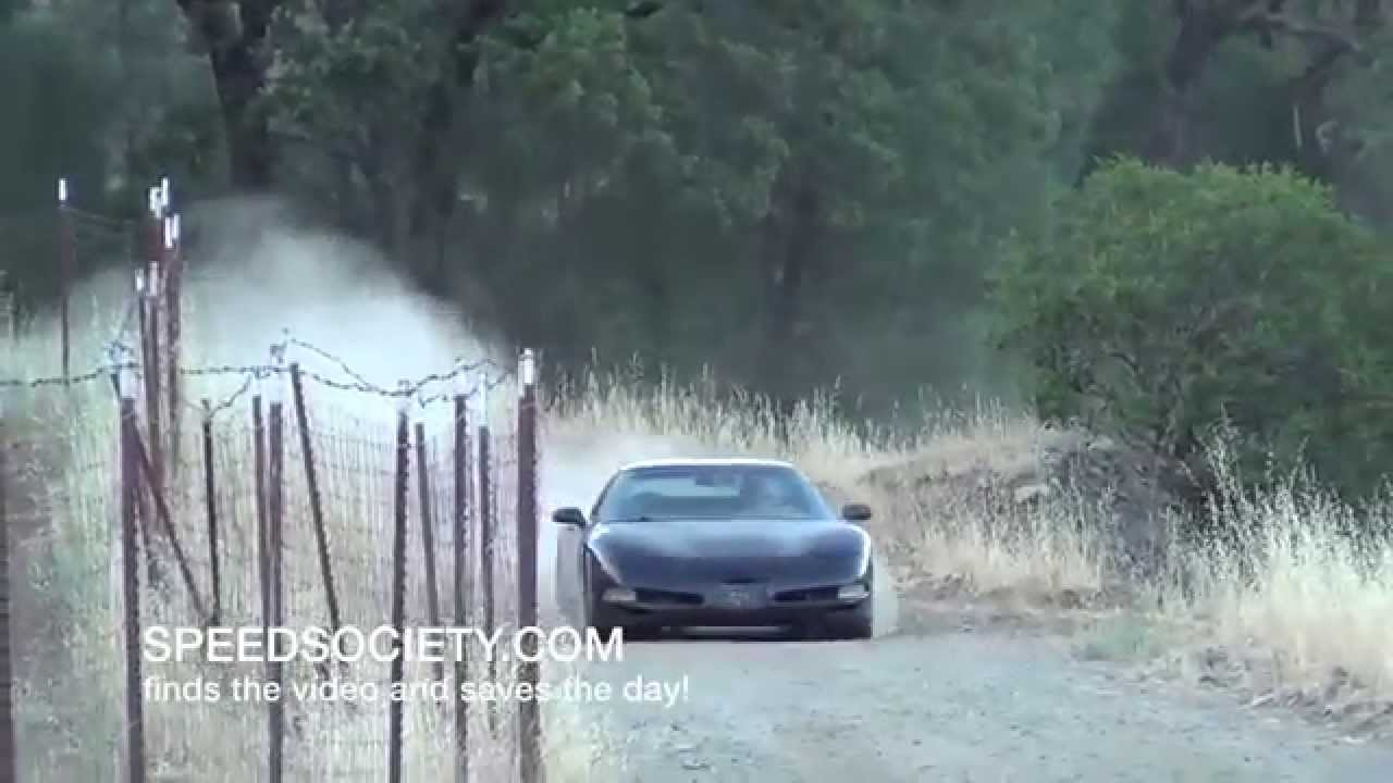 How to DESTROY a Corvette in 3 Minutes