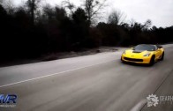 Late Model Racecraft 2015 C7 Corvette Z06 – Stage II