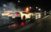 World's First 9 Second 2015 C7 Corvette Z06 – 9.87 @ 138 mph