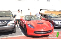 Letting Homeless Man Drive My C7 Corvette Stingray