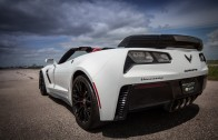 2015 Z06 Corvette Hennessey Development Vehicle