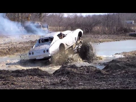 Fresh And Clean Corvette 4×4 Getting Dirty