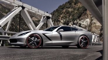 Whipple Supercharged Corvette C7