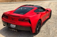 600 HP Magnuson Supercharged C7 Corvette Z51