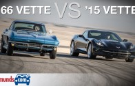 Corvette Stingray: 1966 vs. 2015 | A Comparison 50 Years in the Making