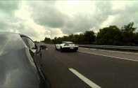 Watch a Corvette Z06 take on a Lamborghini Huracan