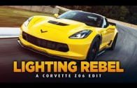 LIGHTING REBEL – A Corvette Z06 Edit