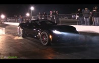 Killer C7 Z06 Blasts into the 9.80s!