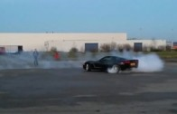 Supercharged Corvette Sounds SATANIC Down the Quarter